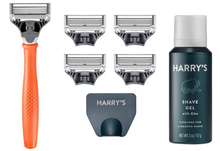 Harry's Razors ha utilizado Shopify para revolucionar la forma en que nos afeitamos.